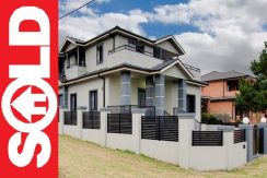 SOLD 2 Major Rd Merrylands