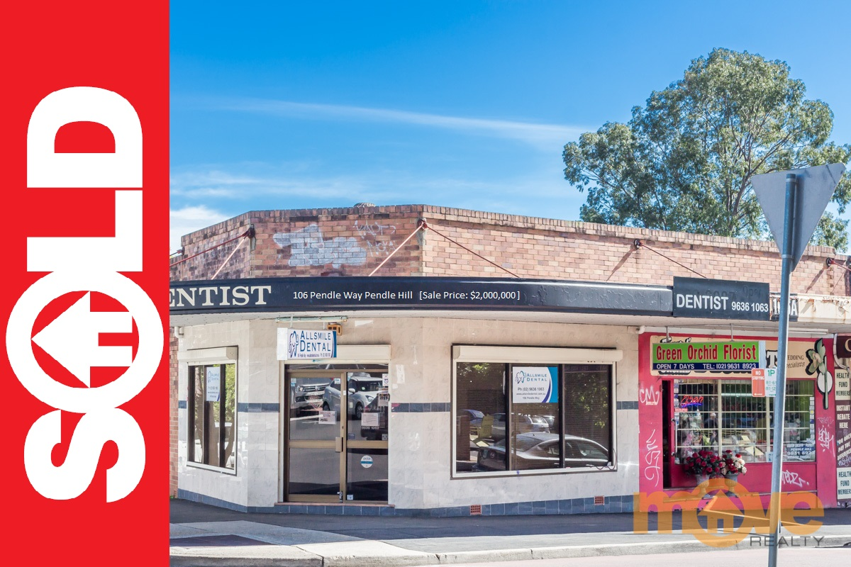 SOLD 106 & 106A  Pendle Way, Pendle Hill NSW 2145