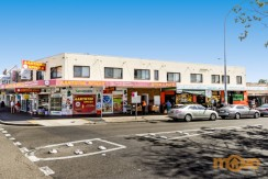 Leased Commercial Property
