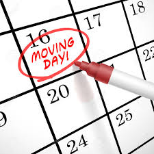 Moving date