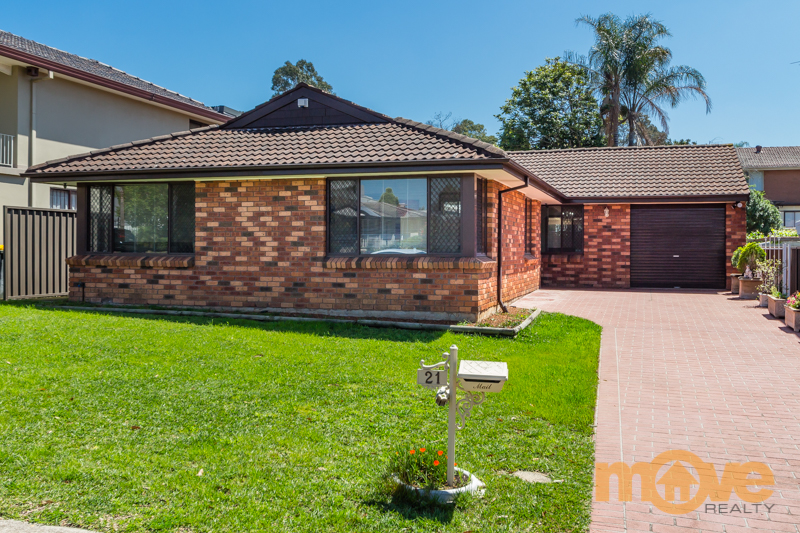 For Sale 21 Myrtle St Prospect NSW 2148
