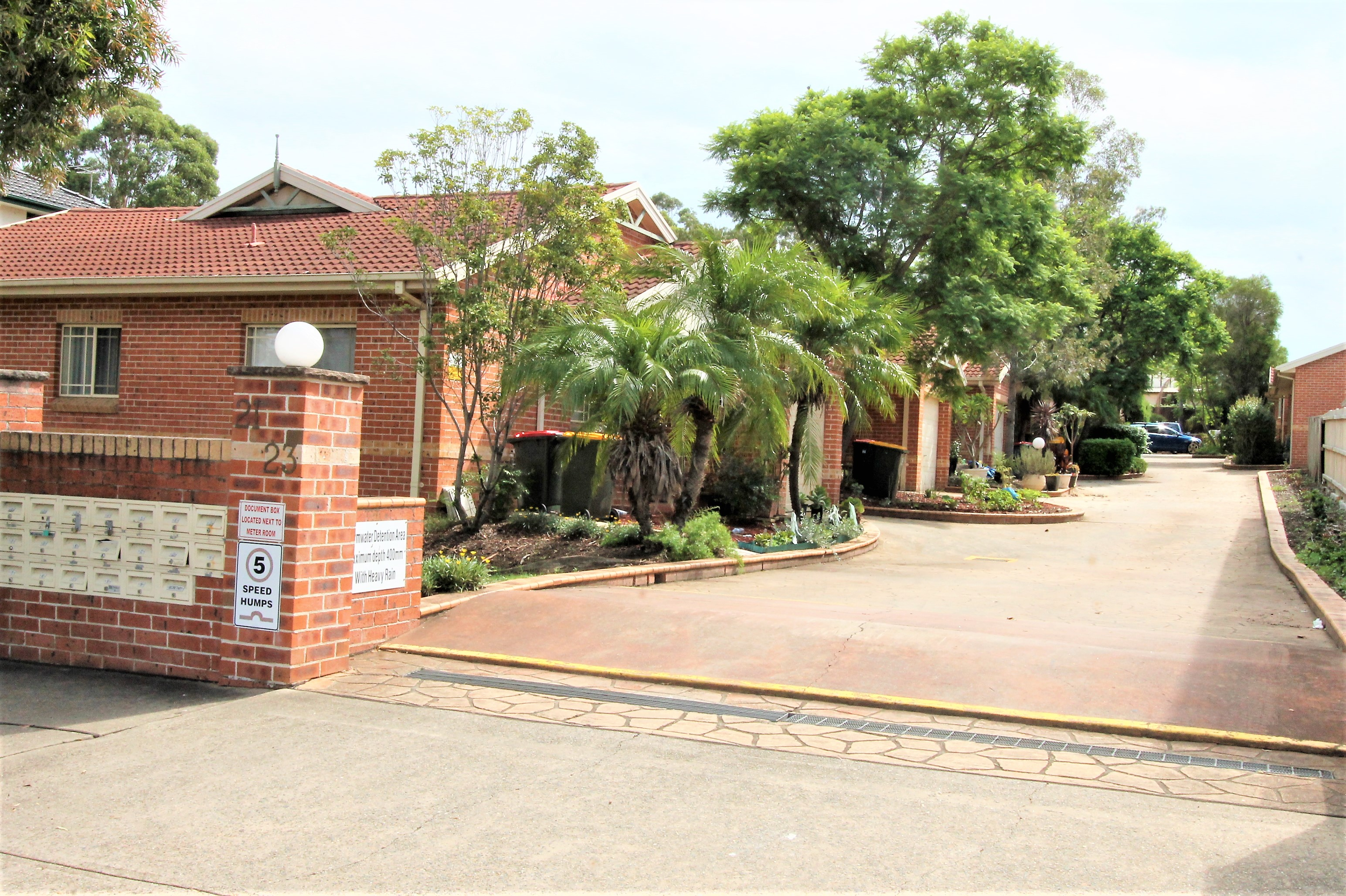 Rented 12/21-23 Chelmsford Rd South Wentworthville NSW 2145
