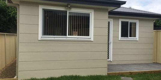 Rent Modern Two- Bedroom Granny Flat at 70A Good Street, Westmead NSW 2145