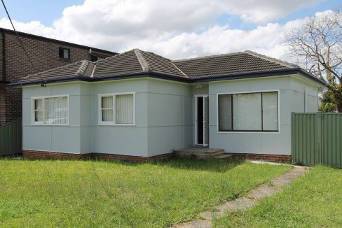 Rent Recently Renovated Three Bedroom House with Large Backyard