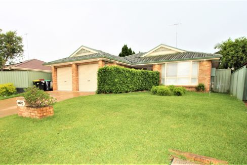 For Rent 60 The Lakes Drive, Glenmore Park