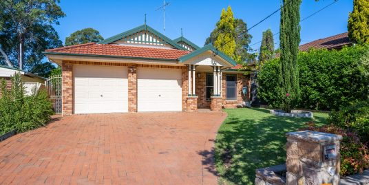 For Sale Perfectely Located Single Level Home