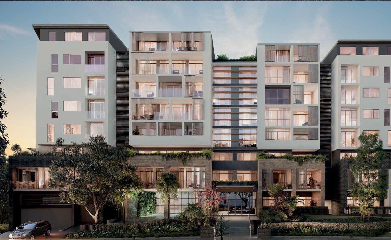 For Sale Brand new, Boutique residence 2- and 3-bedroom apartments in Castle Hill