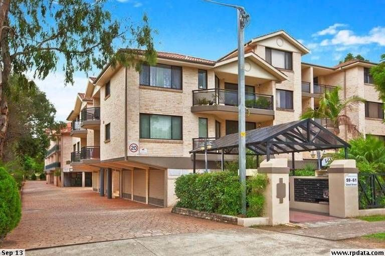 Westmead rental apartment with everything at the doorstep